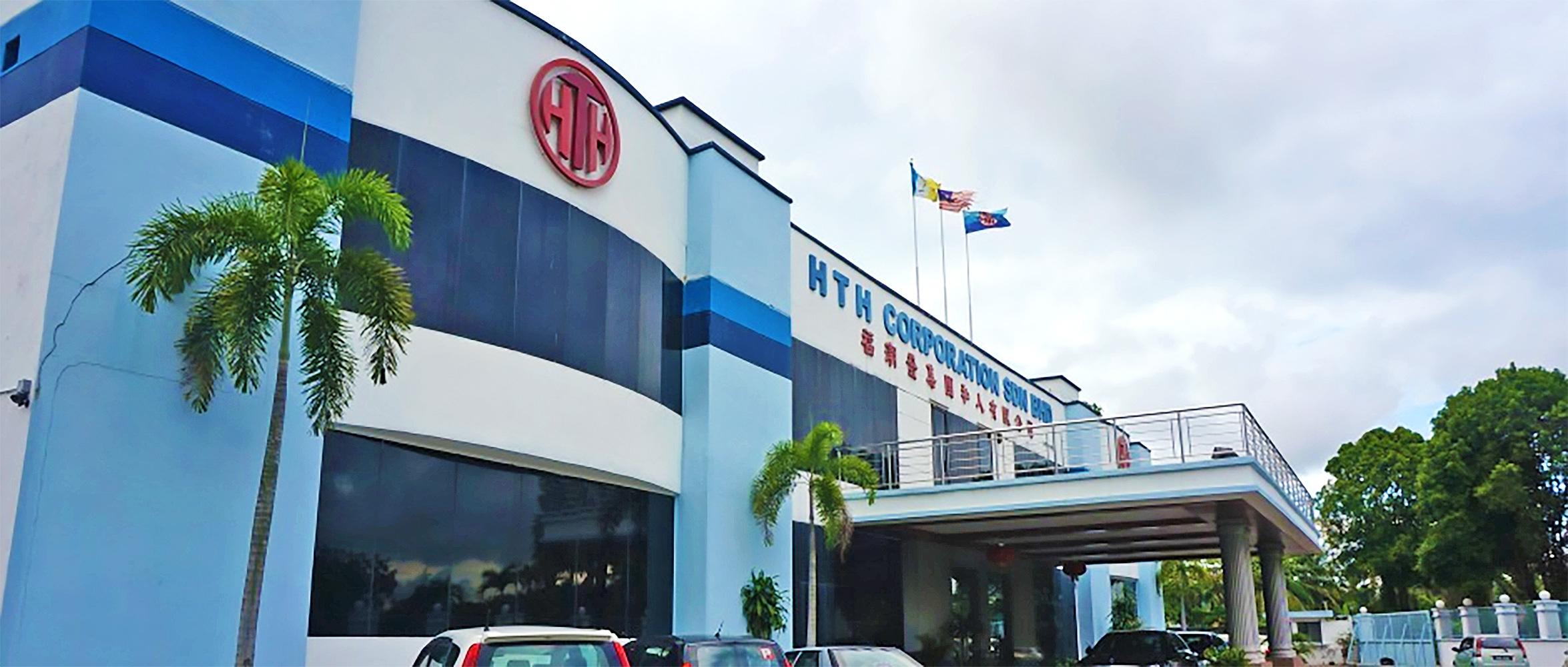HTH Corporation – Total Logistics & Transportation