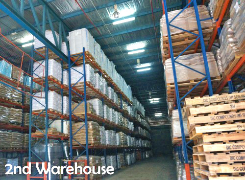 Second Warehouse